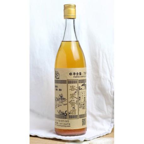 客家自酿黄酒