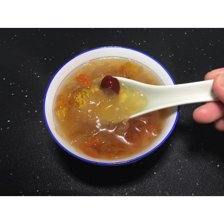 桃膠銀耳湯(每週滿6份做)