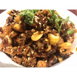 麻辣兔丁(僅限紐約皇后區 堂吃&外賣)