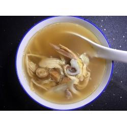 小花旗參響螺雞湯(僅限紐約皇后區 堂吃&外賣)